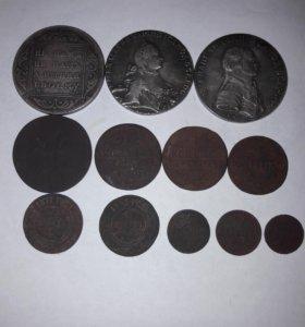 Царские Монеты и копии