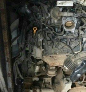 Двигатель Infiniti fx45