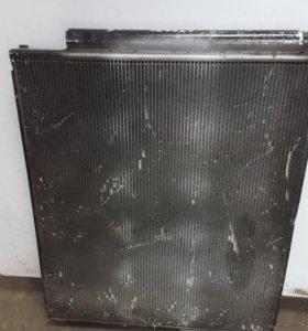 Радиатор для кондиционера Lexus GX470
