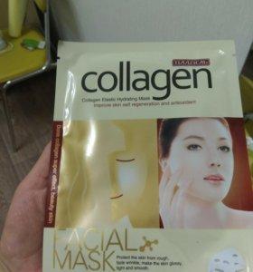 Продам коллагеновую маску для лица