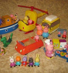 Игровые наборы Свинка Пеппа (Peppa Pig)