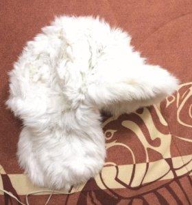 Шапка меховая кролик