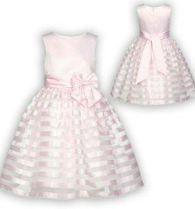 НОВОЕ платье для девочки Pelican