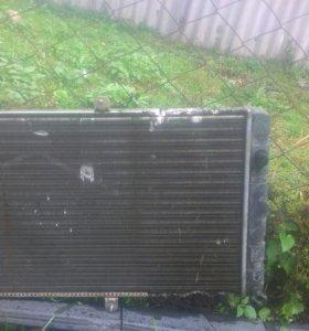 Радиатор Ваз под инжектор