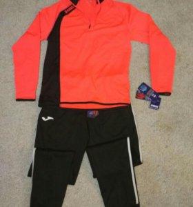 Новый спортивный костюм Joma