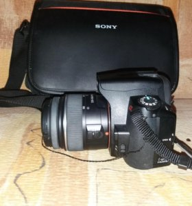 Зеркальный фотоаппарат A290