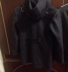Пальто зимнееГулливер