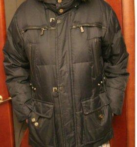 Зимняя мужская куртка Bearloga 48