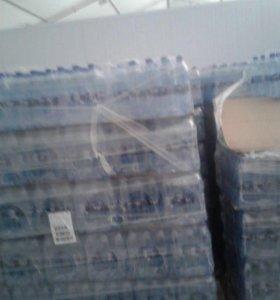 Вода Аква Минерале 0,6 литра