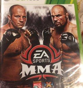 MMA на xbox360
