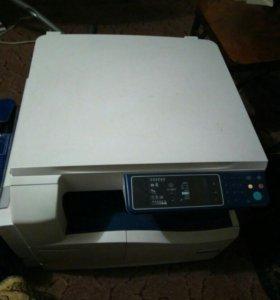 МФУ А3 чёрно-белое лащерное Xerox WorkCentre 5021