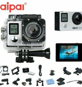 Новая Экшн камера Aipal A1 4k 16mp