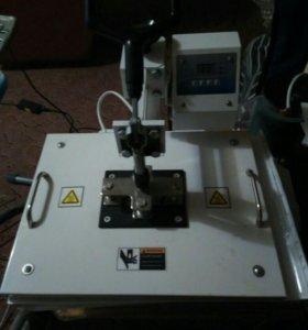 Термопресс для сублимационной печати на вещах А4+