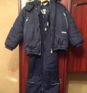 Зимняя экипировка на мальчика с 3-6 лет