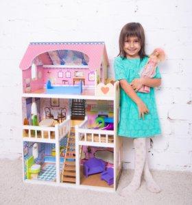 Кукольный дом , домик для кукол