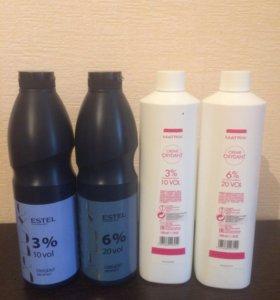 Оксиди для волос