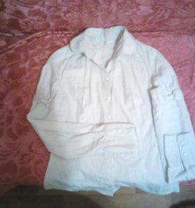Рубашка Oodji + подарок