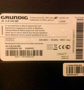 Телевизор GRUNDIG 46 VLE630