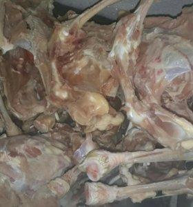 Кости куриные