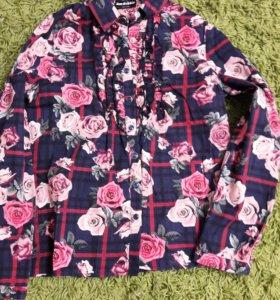 """Рубашка """"Acoola""""р.146"""