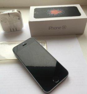 Iphone SE -- 64gb, Black