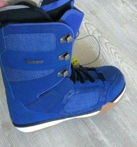 Ботинки для сноуборда Rome 42р