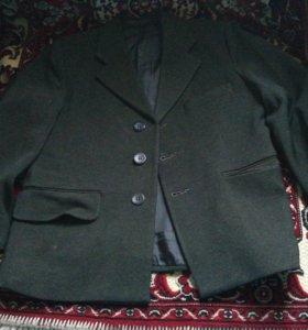 Пиджак+жилетка