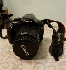 Canon 1100D + объективы
