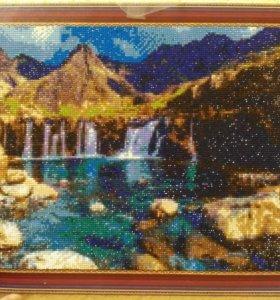 """Картина """" Водопад """""""