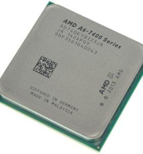 Процессор A6 7400k ( 3.9 ) + Radeon 5