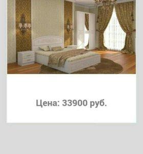 Спальни эконом класса на заказ