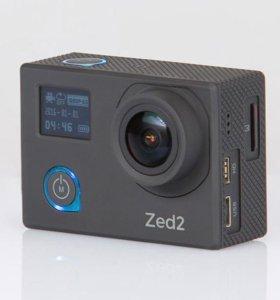 Продам экшн камеру AC Robin Zed 2, состояние новой