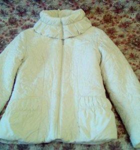 Куртка женская (весна-осень), размер 44
