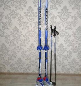 Детский лыжный комплект NORDWAY XС JUNIOR