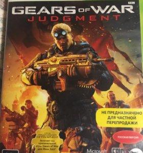 Игрa на Xbox 360 GEARS OF WAR JUDGMENT