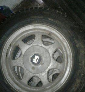 колеса шипованые
