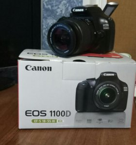 Canon 1100d 18-55 kit