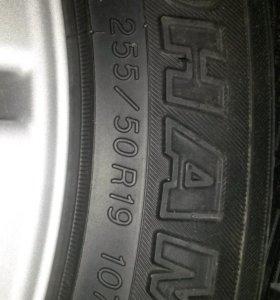 Зимняя резина на дисках 19R 255/50