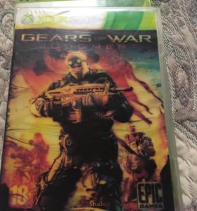 Игра на Xbox 360 GEARS OF WAR JUDGMENT