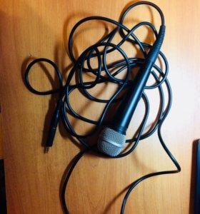 Микрофон для видеокамеры и фотоаппарата