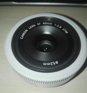 Canon ef 40 f/2.8