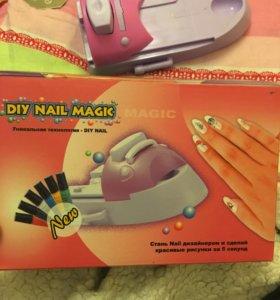 Прибор для ногтей рисунки дизайн