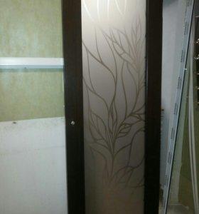 Дверь межкомнатная, выставочная