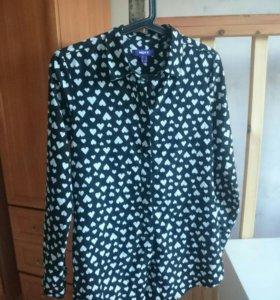 Блузка-рубашка MEXX