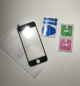 Стекло для iPhone 5, 5s, SE