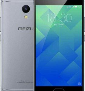 Meizu M5S 3/32 grey новые