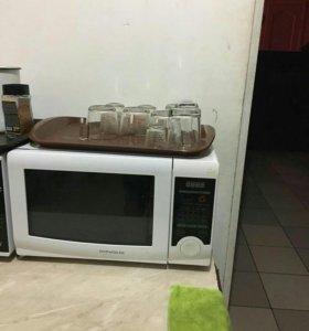 Микроволновая печь б/у