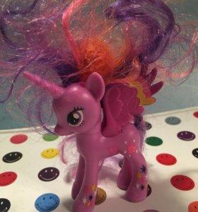 My little pony (твайлайт)