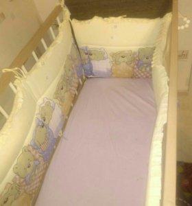 Кровать детская,