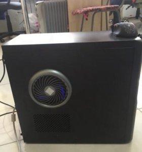 Мощный сист.блок i3 озу 4 гига диск 500 видео1024